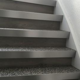 vele soorten modellen rvs trappen